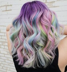 "11k Likes, 58 Comments - Pulp Riot Hair Color (@pulpriothair) on Instagram: ""@hairbymisskellyo is the artist... Pulp Riot is the paint."""