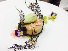Chocolate, Jasmine, Pistachio, Grapefruit. - The ChefsTalk Project L'art de dresser et présenter une assiette comme un chef de la gastronomie