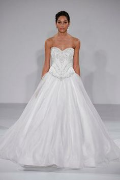 Maggie Sottero Runway Show - Fall 2014 - New York Bridal Fashion Week