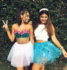 Classy Halloween Costumes, Diy Costumes, Fancy Dress, Dress Up, Halloween Kleidung, Fantasias Halloween, Raver Girl, Halloween Disfraces, College Outfits