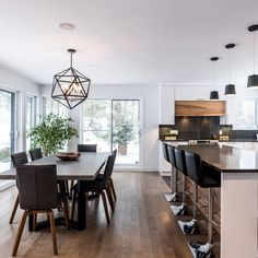 Kitchen Cabinets hickory calico white acrylic quartz Simard Kitchen and Bathro. Kitchen Cabinets h Kitchen Nook, New Kitchen, Kitchen Decor, Kitchen Design, Hickory Kitchen, Kitchen Cabinets, Kitchen Ideas, Small Dining Area, Dining Nook