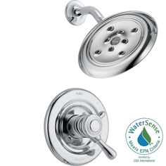delta faucet t17455 victorian polished chrome one handle tub