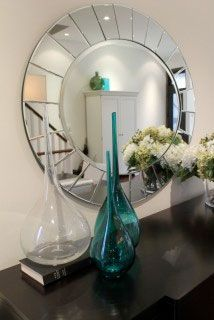 Accent Vases for Staging