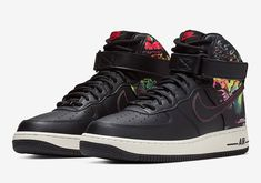 A Nike Air Force 1 High For Plant Lovers Is Here 35a40a25eb606