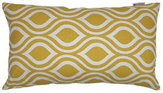 JinStyles® Cotton Canvas Ogee Accent Decorative Throw Lumbar Pillow Cover / Cushion Sham (Yellow, White, Rectangular, 1 Cushion Sham for 12 x 20 Inserts) JinStyles http://www.amazon.com/dp/B00QQQJH8I/ref=cm_sw_r_pi_dp_8r9Lwb151W53Y
