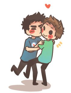 Sterek so cute