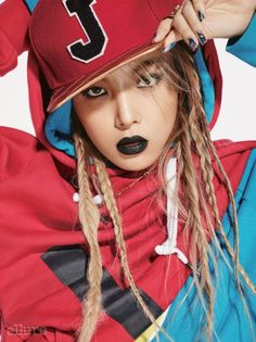 Wonder Girls' Yubin for Allure