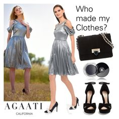"""""""AGAATI"""" by gaby-mil ❤ liked on Polyvore featuring Alexander McQueen, Aspinal of London, california, blouse and agaati"""