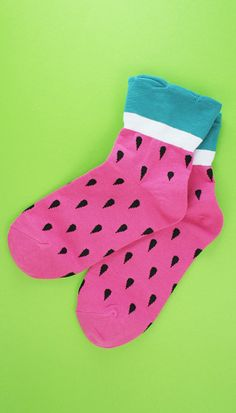 23 Water Melon Socks    http://tprbt.com/23-water-melon-socks.html