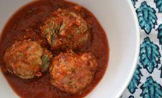 Kale Turkey Meatballs