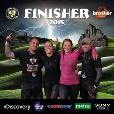 Finishers  #stronvikingrun #strongviking #ocr #oorah #mindset #goals #obstaclerace #obstacleracer #varjagenlegion