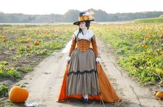 18th Century Redingote, Worn Photos | Angela Clayton's Costumery & Creations