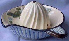 Japanese ceramic Juicer