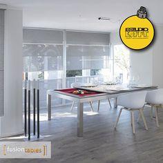 Si estas buscando un comedor multifuncional, en #EstudioLofft lo tenemos. The Fusion Table - Multi Purpose Dining / Conference Pool and Cards Table es el comedor ideal para ti, ya que también se convierte en mesa de billar. ¡Ven a Estudio Lofft y escoge la #FusionTable de tu preferencia! ¡Te esperamos! Visita: www.estudiolofft.com #Navidad2016 #Arquitectura #Decor #DecoraciondeInteriores #DiseñodeInteriores #DiseñoInterior #Furniture #HomeDecor #Interior #InteriorDesign #Interiorismo #México