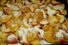Pečený jablkový lekvár (fotorecept) - obrázok 2 Snack Recipes, Snacks, Fruit Salad, Chips, Food, Snack Mix Recipes, Appetizer Recipes, Appetizers, Fruit Salads