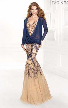 Tarik Ediz 92405 Dress - MissesDressy.com