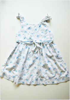 vintage baby girl clothes. This is precious.