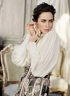 Vanity Fair - the Young Victoria