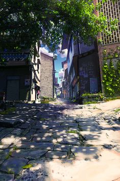 I Found Out What Furin Are – I drink and watch anime Environment Concept Art, Environment Design, Animation Background, Art Background, Fantasy Landscape, Landscape Art, Aesthetic Art, Aesthetic Anime, Casa Anime