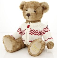 2011 Harrods Christmas Bear
