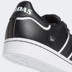 adidas Superstar Shoes - Black   adidas US Adidas Superstar Shoes Black, Black Adidas, Superstars Shoes, Black Shoes, Mens Fashion, Classic, Sneakers, Bags, Black Loafers
