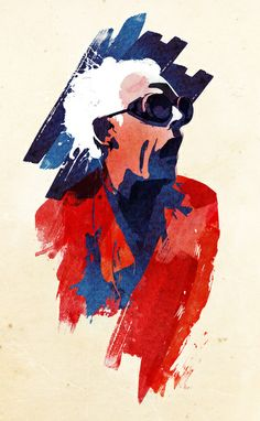 Both of these cool alt posters - the Marty McFly poster and this one - are by Robert Farkas