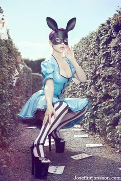 Fetish Alice.  by josefinejonsson