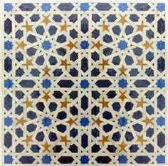 Moroccan tile kitchen backsplash