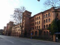 Gutleut Kaserne, Frankfurt, Germany