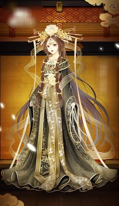 Nikki Love, Anime Dress, Anime Princess, Fantasy Dress, Ancient China, Hanfu, Character Outfits, Anime Outfits, Historical Clothing