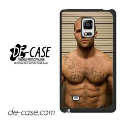 Jason Statham Height DEAL-5826 Samsung Phonecase Cover For Samsung Galaxy Note Edge