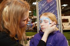 Face painting at the Bailey Fun Festival! Birmingham, Bristol, Fun Activities, Face, Painting, Short I Activities, Fun Crafts, Paintings, The Face