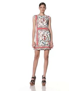 Amazon.com: Donna Morgan Women's Cap Sleeve Dress: Clothing
