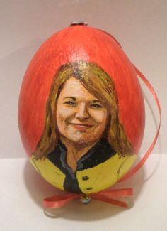 egg - Galeria obrazów Felicji Kozielskiej Religion, Eggs, Easter, Portraits, Easter Activities, Egg, Religious Education, Portrait Paintings, Egg As Food