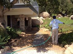Browse through our photo gallery of completed projects, a testament to our expertise in landscape installation and maintenance landscape in santa barbara. Landscape Maintenance, Garden Maintenance, Santa Barbara, Shrubs, Lawn, Deck, Bloom, Landscaping Company, Gallery