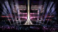 Eurovision 2016 : pour un espace scénique sans limites