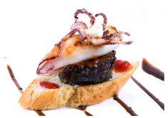 Fusión Mar y tierra #FreiduriaRestauranteTerrazaArgenta #tapas#irdetapaspor #Peñiscola www.irdetapasporpenyiscola.es
