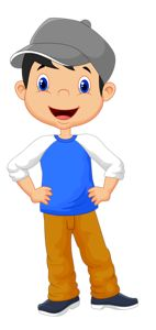 Ela pictures for kids. Clipart Boy, School Clipart, Children Clipart, Drawing For Kids, Art For Kids, Crafts For Kids, Cartoon Pics, Cartoon Characters, Little People