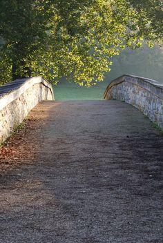 """Journey Over Burnside Bridge,"" Antietam National Battlefield~ photograph by shannon wagner"