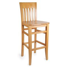 @Overstock - Jacob Beechwood Barstool - This understated barstool is made from solid beechwood. Featuring a cherry finish, this stylish barstool compliments the decor of any room.  http://www.overstock.com/Home-Garden/Jacob-Beechwood-Barstool/5630359/product.html?CID=214117 $119.99
