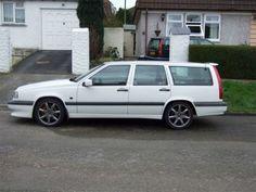 Volvo 855: NICE Example of a rare car.