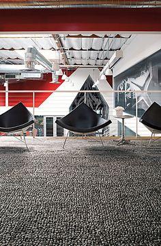 HN810, HN840, HN850 Commercial Carpet Tiles, Human Nature, Atrium, Ceiling Lights, Building, Home Decor, Sustainable Design, Lights, Naturaleza
