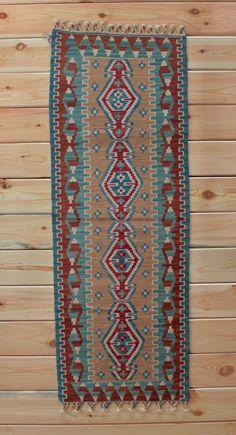 Turkish Rug Runner Kitchen Rug 2.00 x 5.61 ft Turkish Kilim Rug Runner Rug Bohemian Rug Kilim Ottoman Home Decor Wool Rug Hallway Runner Rug by Rugsnrunners on Etsy