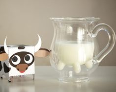 Heffer Pitcher by Chiasso - $25 | The Gadget Flow