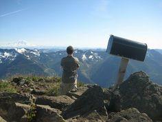 Mailbox Peak. Roundtrip 6 Miles. Elevation Gain: 3821 Ft. Highest Point: 4841