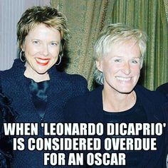 SnapWidget | Unpaid debts by The Academy? #leonardodicaprio #glennclose #annettebening #voter #nominatingcommittee #actress #actor #sag #screenwriter #screenplay #producer #oscar #goldstatue #academyawards