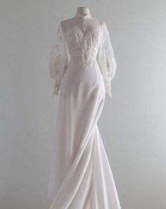 Long Wedding Dresses, Bridal Dresses, Prom Dresses, Old Fashioned Wedding Dresses, Long Ball Dresses, Fantasy Wedding Dresses, Ethereal Wedding Dress, Elegant Dresses, Pretty Dresses