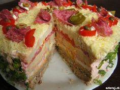 pánska torta