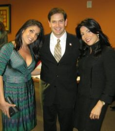 The Establishment's Last Hope – An Unvetted Marco Rubio… | The Last Refuge (pictured Petraeus' scandal Jill Kelly)
