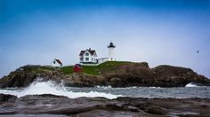 Explore the Lighthouses of Kennebunkport this summer!